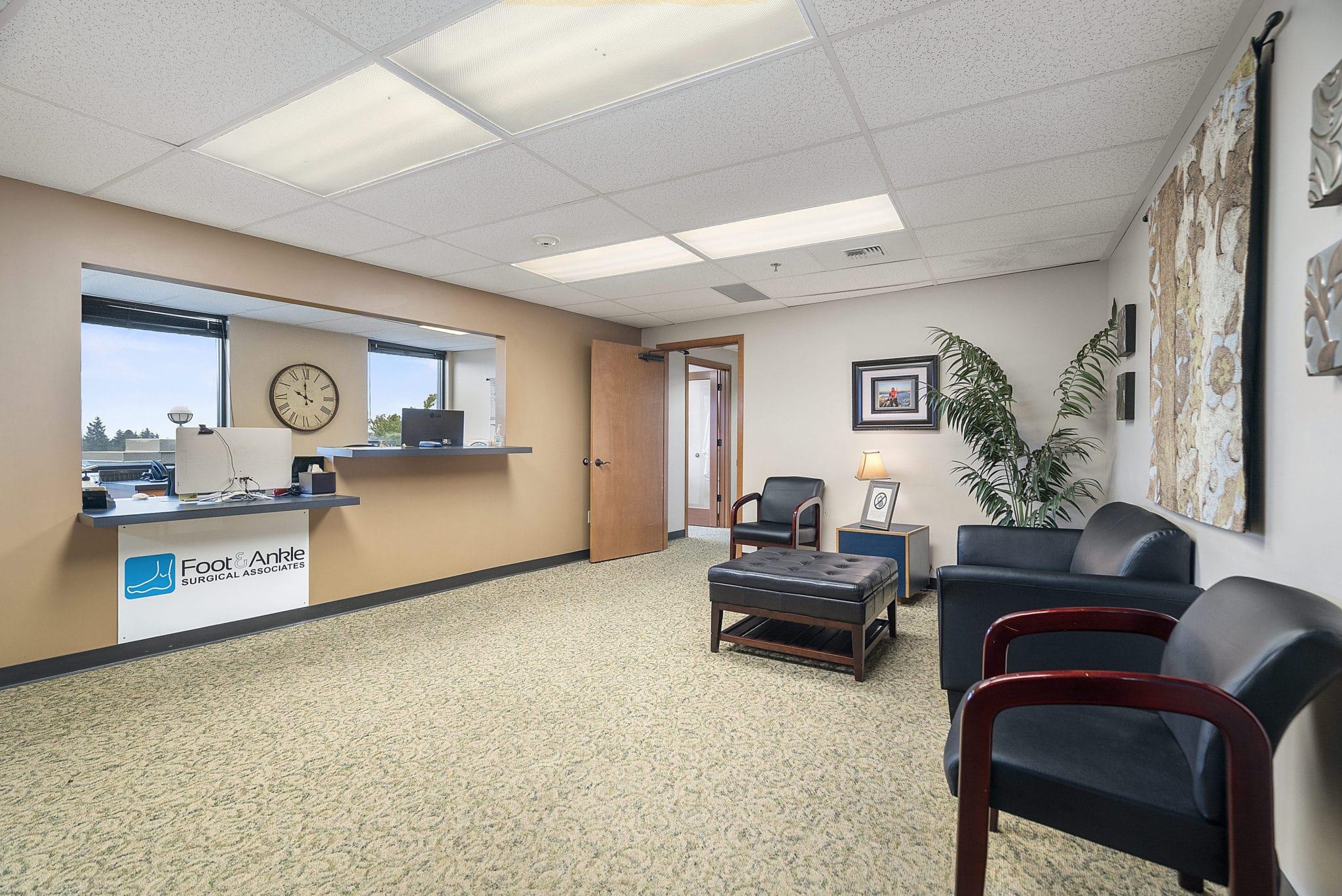 FASA Tacoma Waiting Room