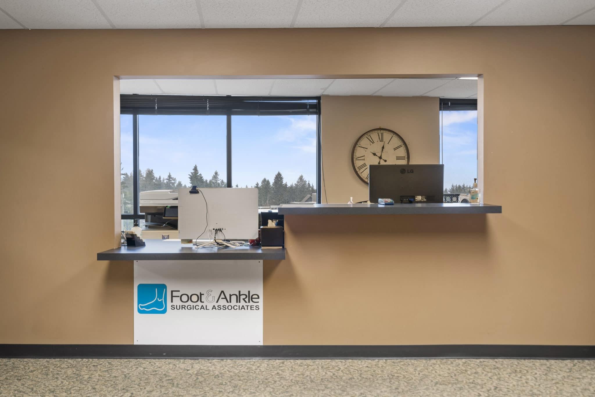 FASA Tacoma clinic located in University Place, WA