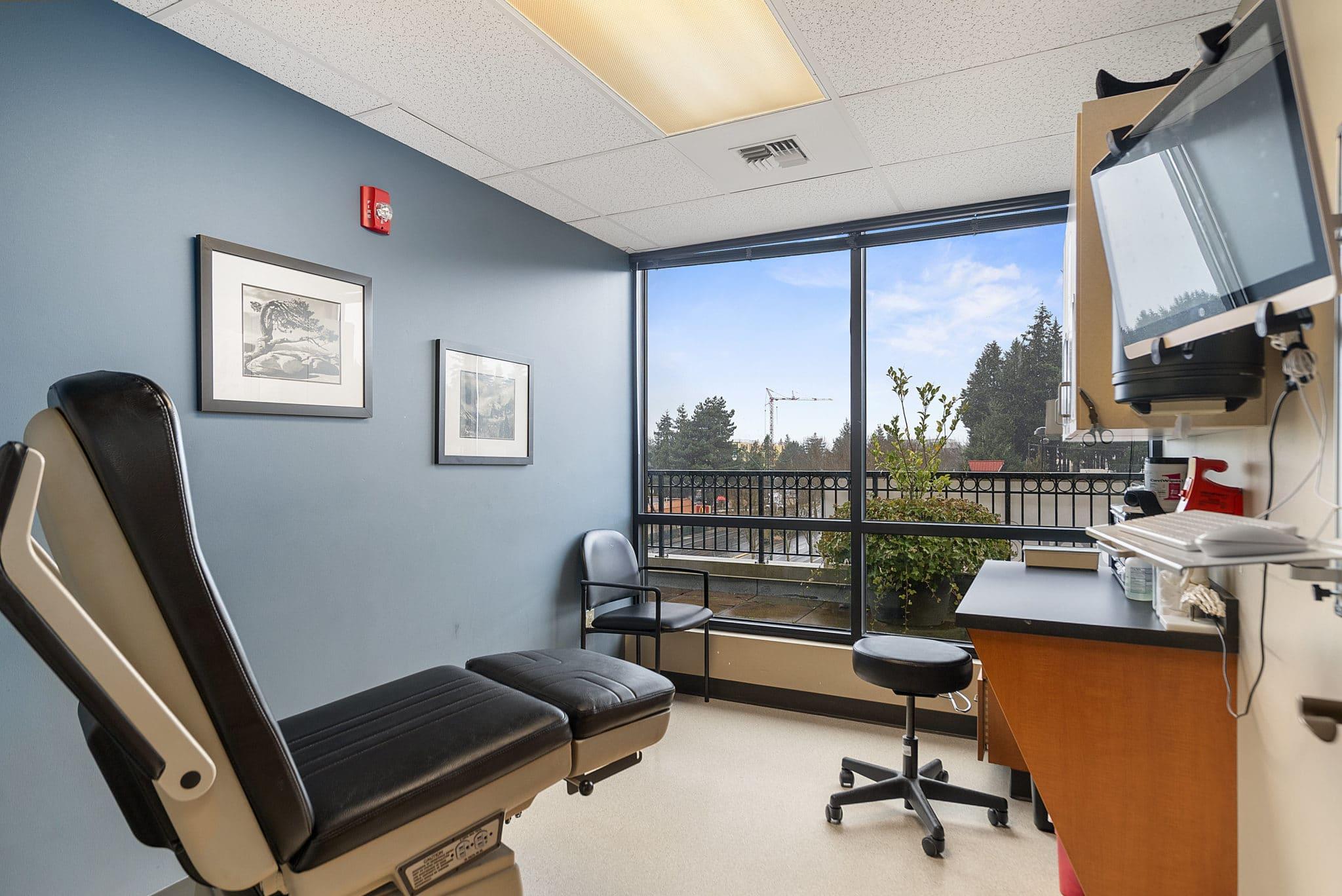 FASA Tacoma Patient room 2