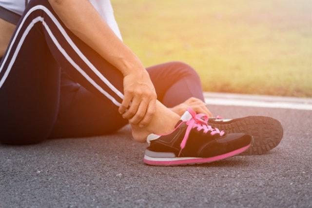 Hurting Foot