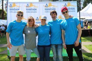 FASA healthy activity marathon