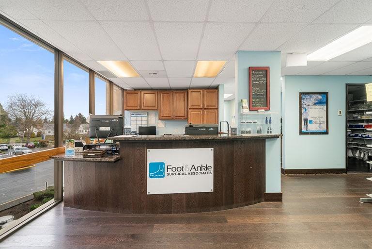 FASA Tacoma Front Desk