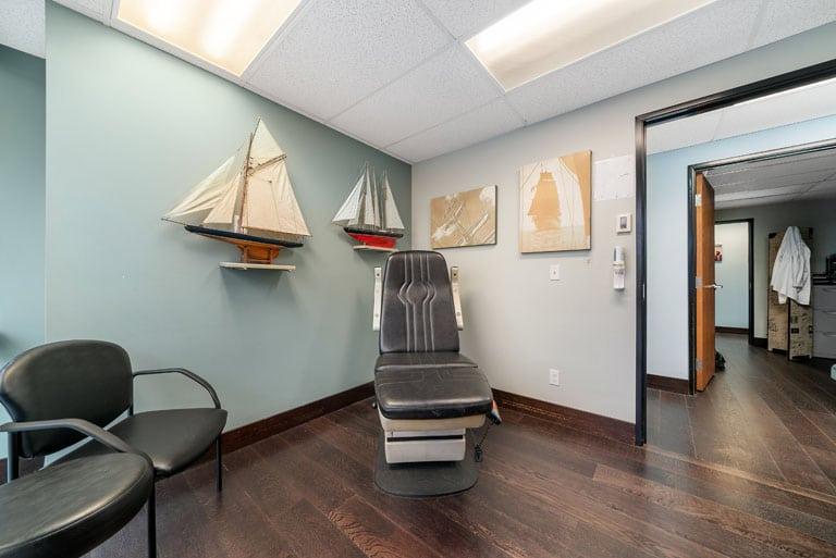 FASA Tacoma Patient Room