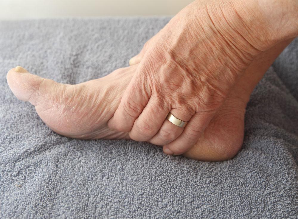 Othotics for your older feet