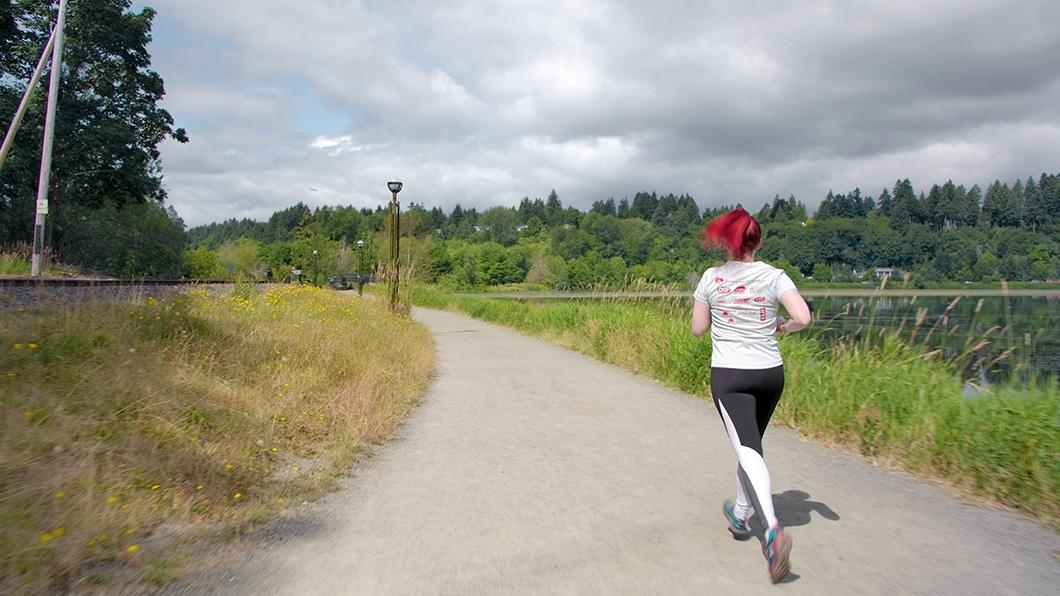 Running Weight Training